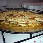 recette Crumble de légumes du soleil