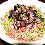 recette Salade de bourghoul