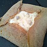 recette Galette de sarrasin fromagéres