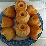 recette Petits gâteaux à la noix de coco sans beurre