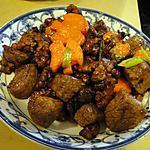 Boeuf aux noix à la chinoise