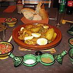 recette Tajine de poulet des Haddaji