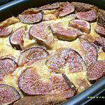 recette clafoutis d'automne aux figues
