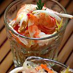 recette Salade Thai Express à la Cyril Lignac