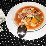 recette minestrone maison