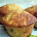 recette Petit cake aux dattes et aux pommes