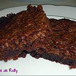 recette Le brownie de Trish Deseine