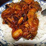 recette Khoresh d'aubergine (plat persan)