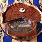 recette un dessert inventé par Gg pour son écureuil Noisette