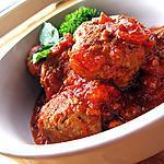 recette Boulettes à la sauce tomate maison