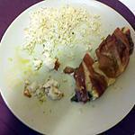 recette Poisson en habit de jambon