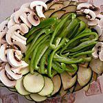 recette plancha (légumes)
