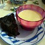recette Fondant au chocolat et mars