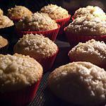 recette Muffins au lait de coco