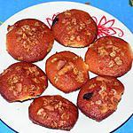 recette mini cakes au yaourt et muesli