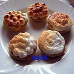 recette mini tartelette au citron meringuées