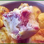 recette Muffins salés aux pommes de terre et à la pancetta