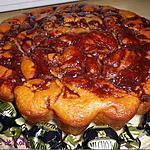 recette Gâteau marbré aux Michokos