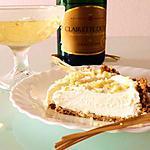 recette Cheesecake à la Clairette de Die