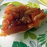 recette Tarte tatin aux pommes