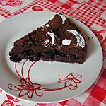 recette Gâteau moelleux au chocolat et cerises