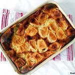 recette Far breton aux pommes