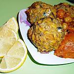 recette Dolma/Boulette de Sardine