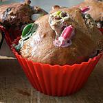 recette mini-muffins explosifs aux mini-Smarties