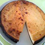 recette gateau au fromage blanc et citron