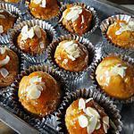 recette Cupcakes aux pommes