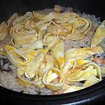 recette Riz asiatique
