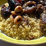 recette Tagine aux pruneaux et fruits secs