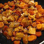 recette Saumon caramélisé à la sauce soja