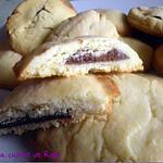 recette Sablés fourrés au nutella