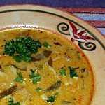 recette Soupe Thaïlandaise au poulet