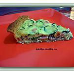 recette Tarte salée courgettes et ricotta