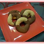 Les biscuits Abbracci.