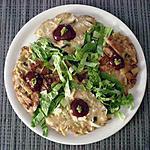 recette Okonomiyaki ou crêpe Japonaise