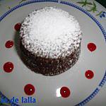 recette FONDANT AU CHOCOLAT AU COEUR VARIE