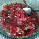 recette Rougail tomates de la Réunion
