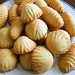 recette Petits gâteaux fourrés à la pâtes d'amandes