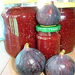 confitures : recette Confiture de Figues (simple)