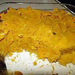 recette Purée de patates douces cuite au four