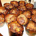 recette Muffins aux pommes et à la farine complète
