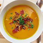 recette Velouté au potimarron et carottes