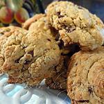 recette Biscuits aux morceaux de chocolat d'Anna Olson