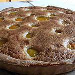 recette Tarte aux Abricots et à la Crème d'Amande
