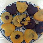 recette Petits gâteaux poires choco lèger lèger (ni oeufs, ni beurre)