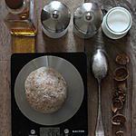 recette Pâte à tarte salée légère au yaourt et à l'huile de noix