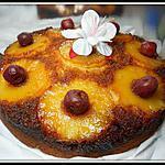 recette gâteau a l'ananas antillais